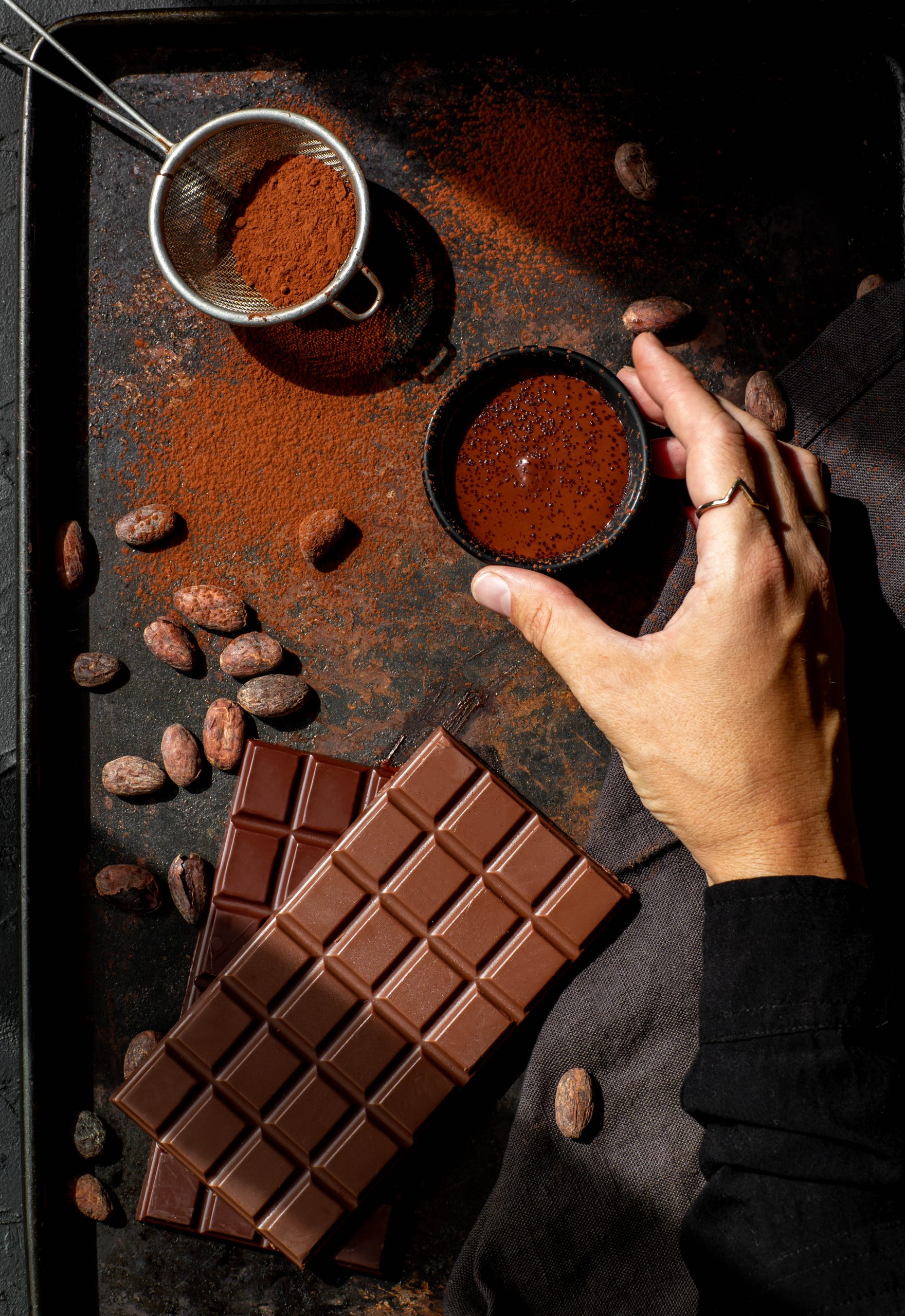 AIRISA PHOTOGRAPHY CHOCOLATE